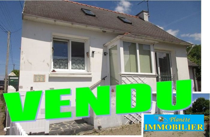 Sale house / villa Audierne 69 550€ - Picture 1