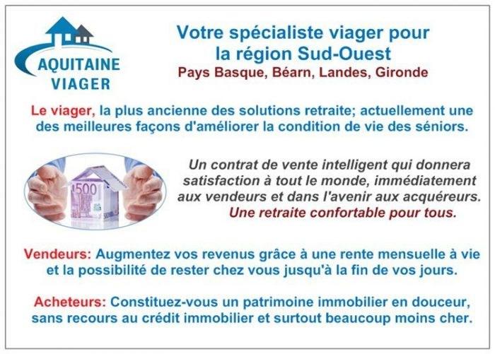 Vitalicio  apartamento Saint-pée-sur-nivelle 52000€ - Fotografía 16