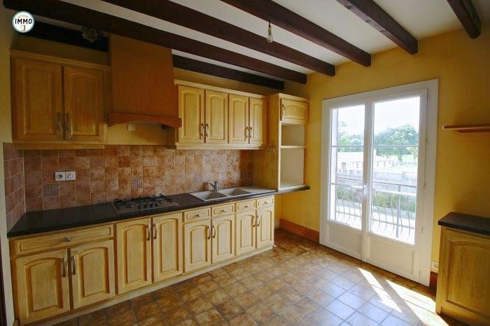 Sale house / villa Saint-dizant-du-gua 124660€ - Picture 8