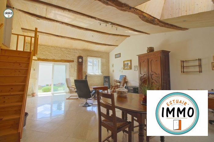 Sale house / villa Mortagne-sur-gironde 197210€ - Picture 3