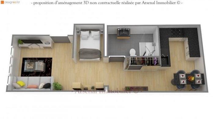 Vendita appartamento Montigny-lès-metz 79000€ - Fotografia 1