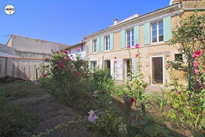 Vente maison / villa Mortagne-sur-gironde 159000€ - Photo 1