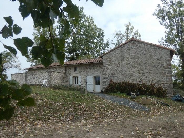 Sale house / villa St crespin sur moine 105490€ - Picture 1