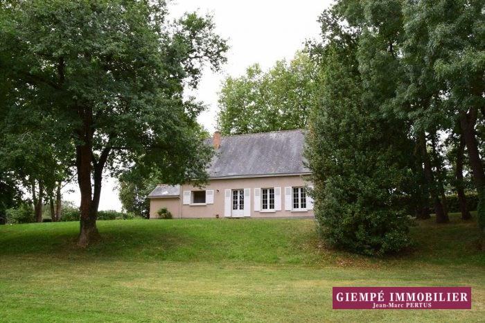 Vente maison / villa Bazouges-cré sur loir 362250€ - Photo 1