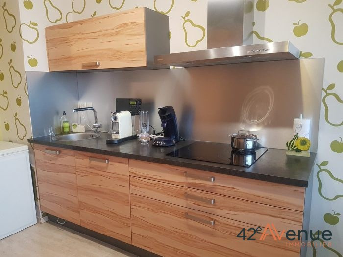 Vente appartement Saint-étienne 117 000€ - Photo 5
