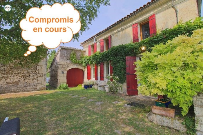 Vente maison / villa Lorignac 223860€ - Photo 1