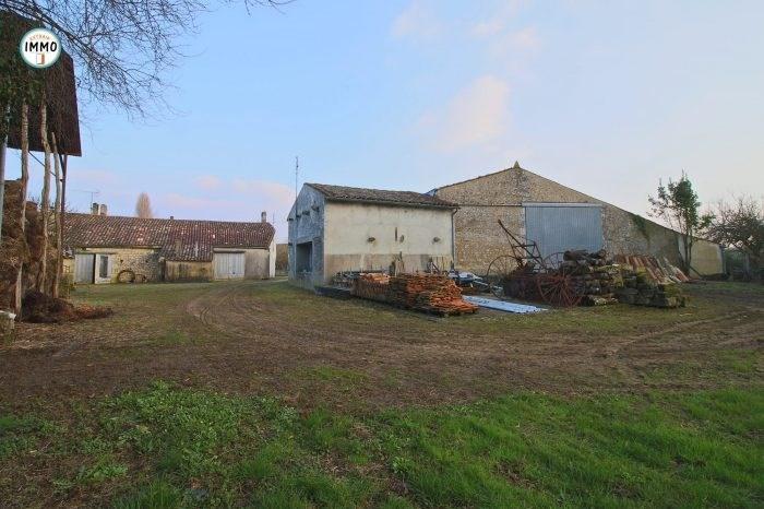 Vente maison / villa Champagnolles 107800€ - Photo 8