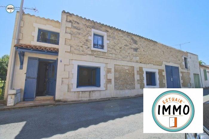 Vente maison / villa Mortagne-sur-gironde 133750€ - Photo 1