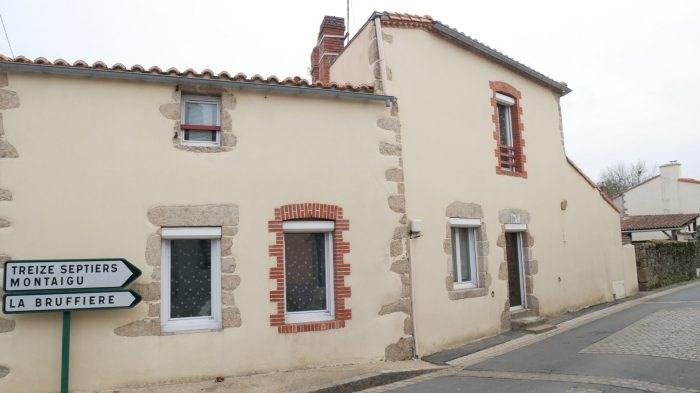 Sale house / villa La bernardiere 119900€ - Picture 10