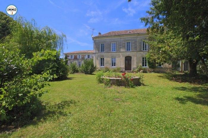 Vente de prestige maison / villa Saint-fort-sur-gironde 599000€ - Photo 19