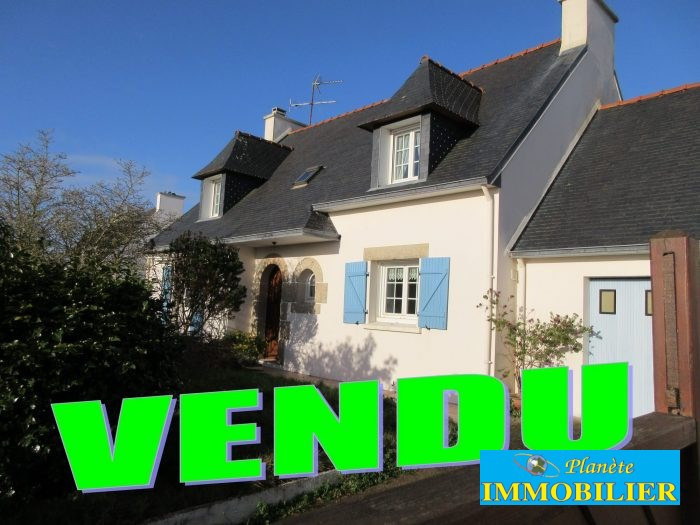 Vente maison / villa Pont-croix 171 930€ - Photo 1