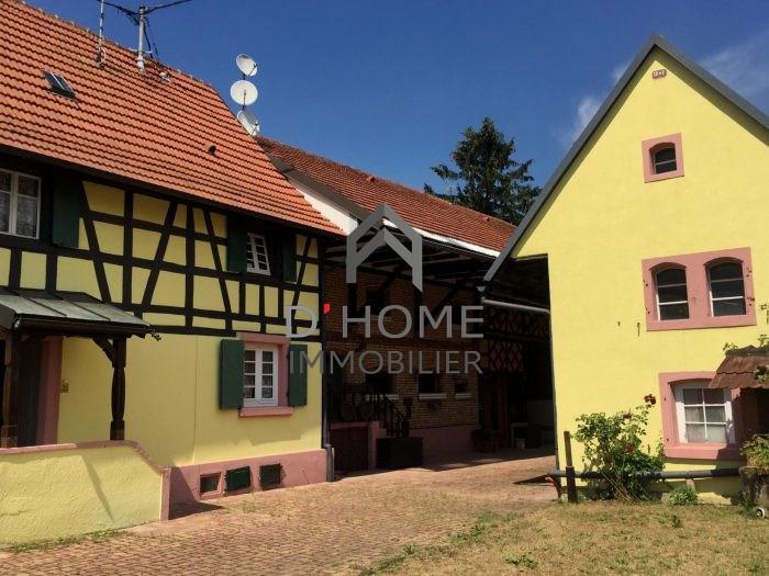 Sale house / villa Roeschwoog 367500€ - Picture 2
