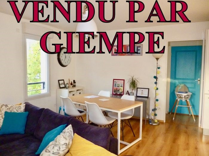 Vente appartement Nantes 178000€ - Photo 1
