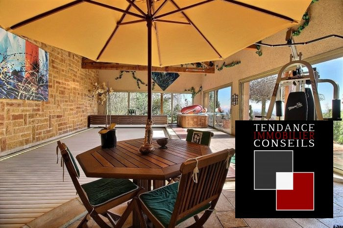 Deluxe sale house / villa Anse 725000€ - Picture 3