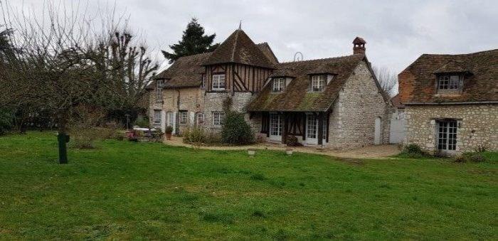 Sale house / villa Notre dame de l isle 410000€ - Picture 1