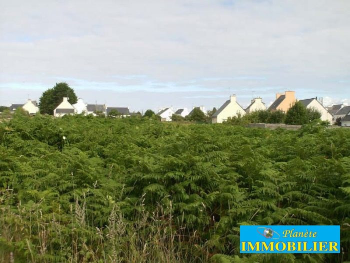 Vente terrain Plouhinec 50 290€ - Photo 1