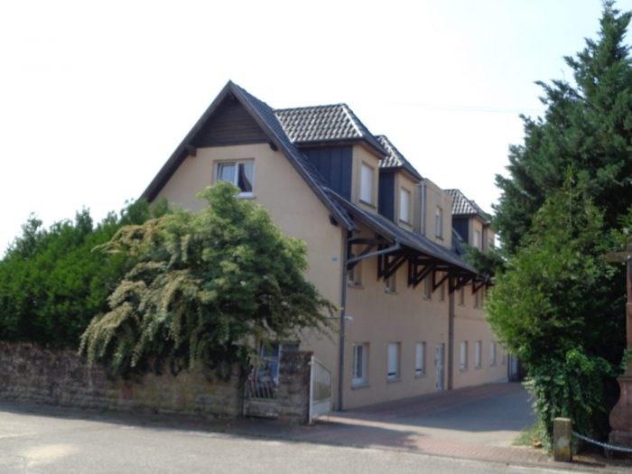 Rental apartment Gunstett 388€ CC - Picture 1