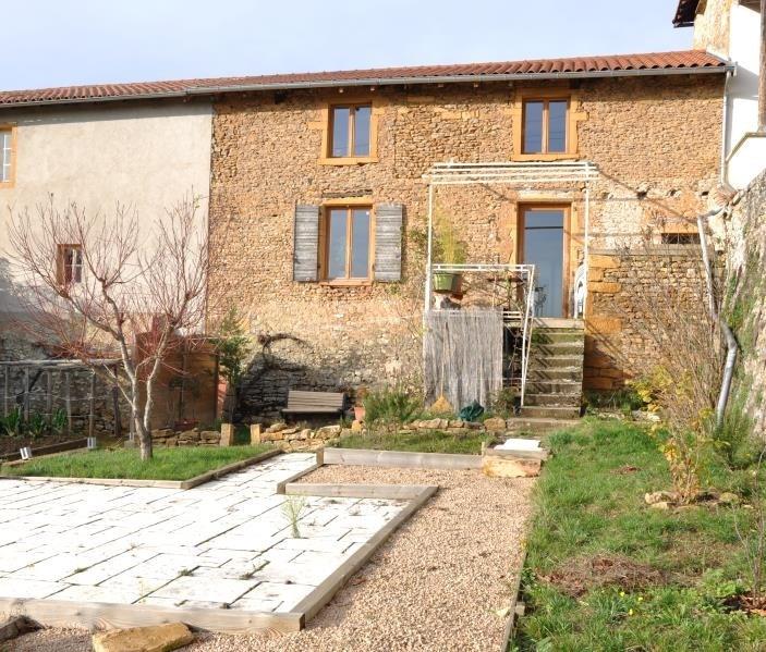 Vente maison / villa Le bois d oingt 285000€ - Photo 1