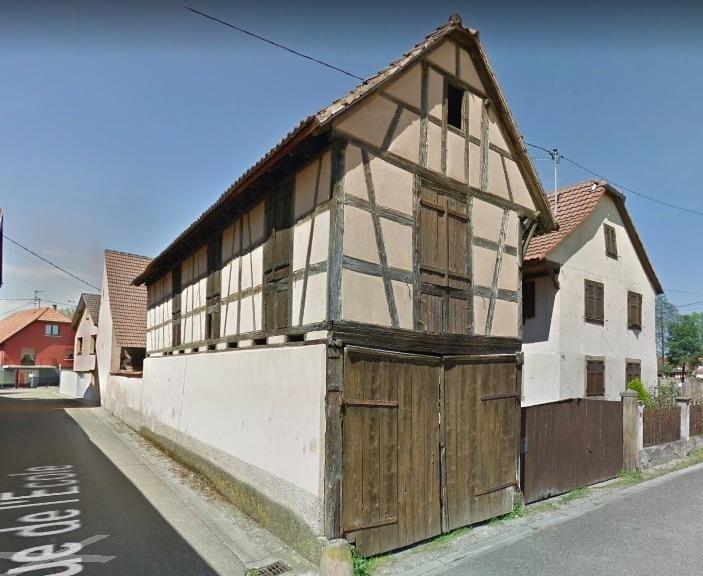 Venta  casa Duttlenheim 367500€ - Fotografía 2