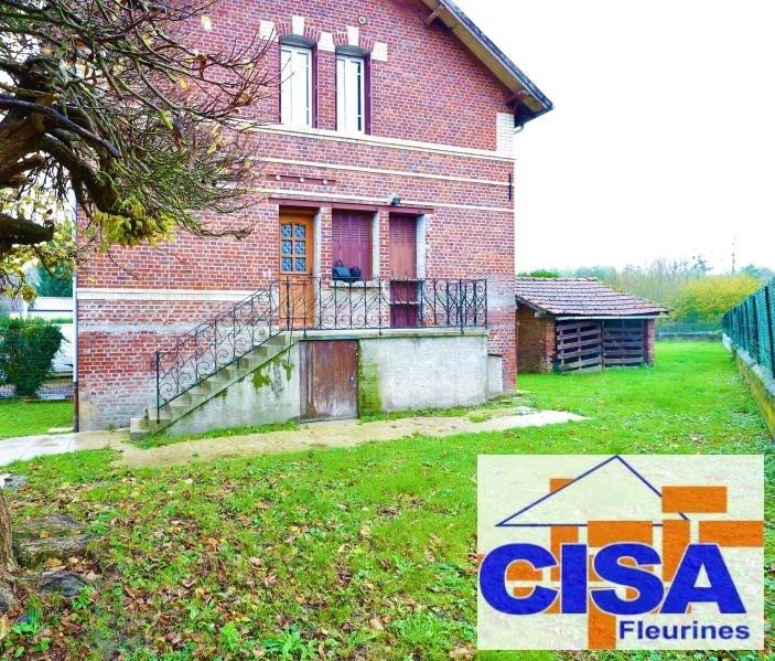 Sale house / villa Verberie 147000€ - Picture 1