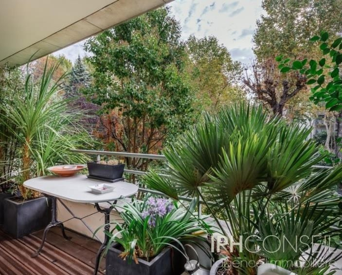 Deluxe sale apartment Neuilly sur seine 2 270 000€ - Picture 1