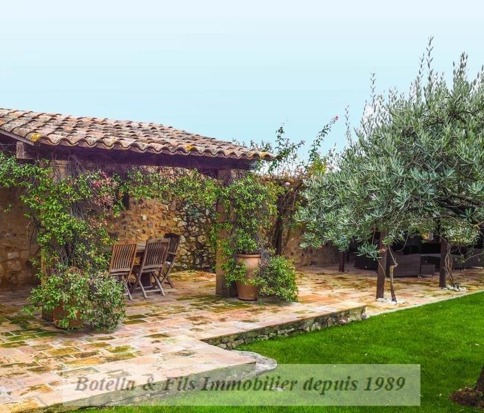 Vente de prestige maison / villa Uzes 1890000€ - Photo 9