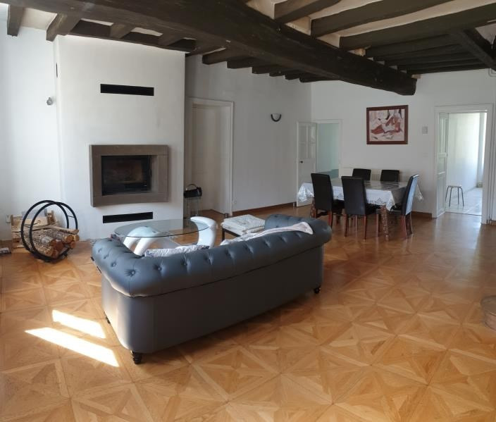 Sale house / villa St jean de la motte 215000€ - Picture 3