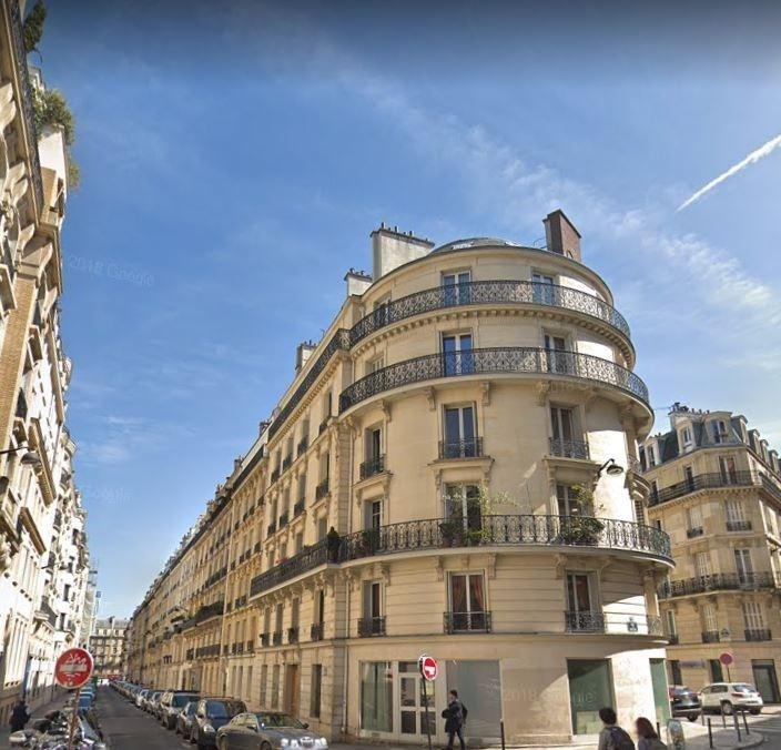 Sale apartment Paris 8ème 135000€ - Picture 1