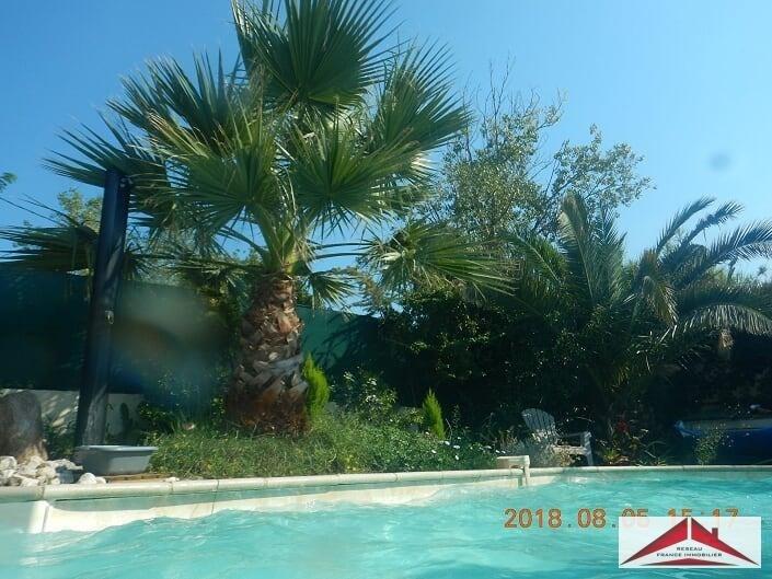 Vente maison / villa Vias 350000€ - Photo 1