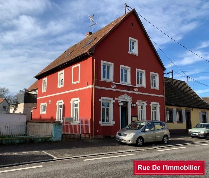 Produit d'investissement immeuble Marienthal 296800€ - Photo 1
