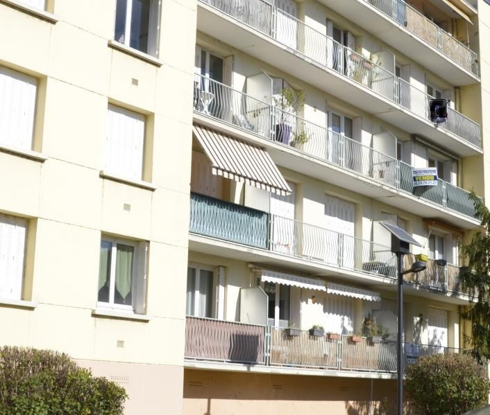 Sale apartment Vienne 128 000€ - Picture 1
