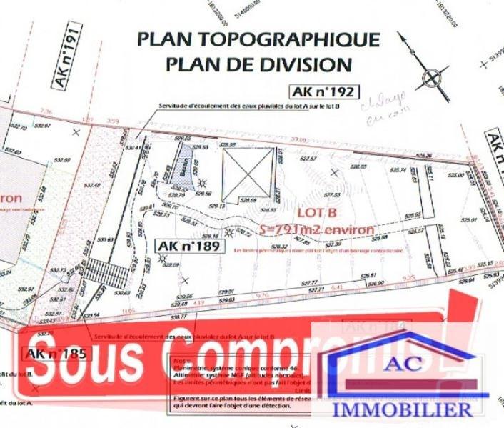 Vente terrain St jean bonnefonds 85000€ - Photo 1