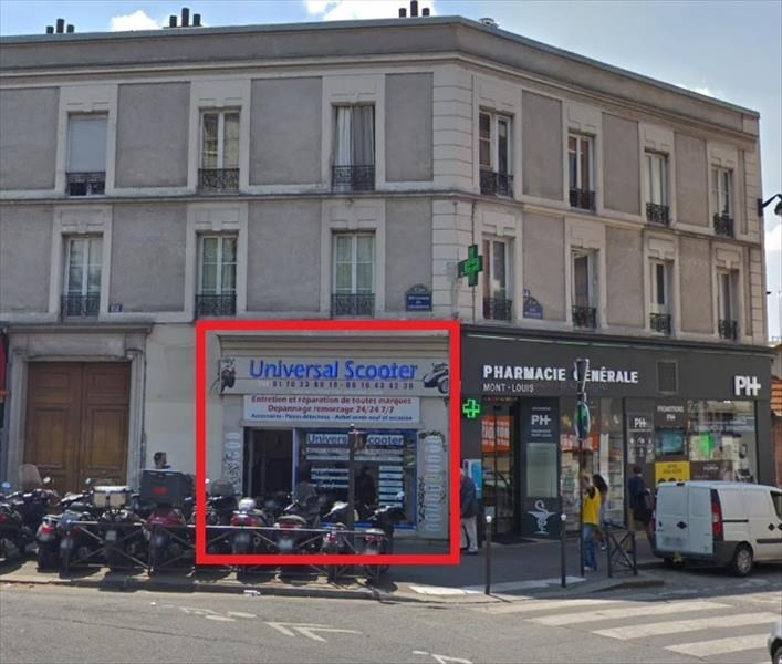 Sale shop Paris 11ème 445 000€ - Picture 2