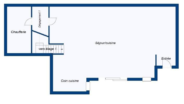 Sale apartment Millau 145000€ - Picture 2