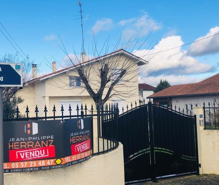 Vente maison / villa Libourne 235000€ - Photo 2