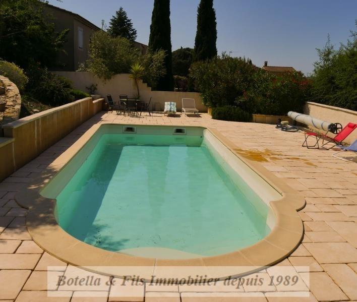 Vente maison / villa Bagnols sur ceze 380000€ - Photo 3