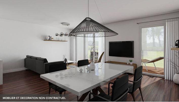 Appartement Perigny 3 pièce (s) 72.7 m²