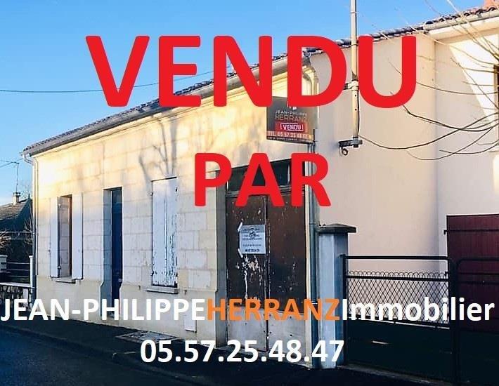 Sale house / villa Libourne 327000€ - Picture 1
