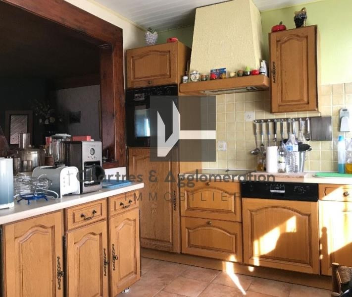 Vente maison / villa Courville sur eure 141000€ - Photo 4