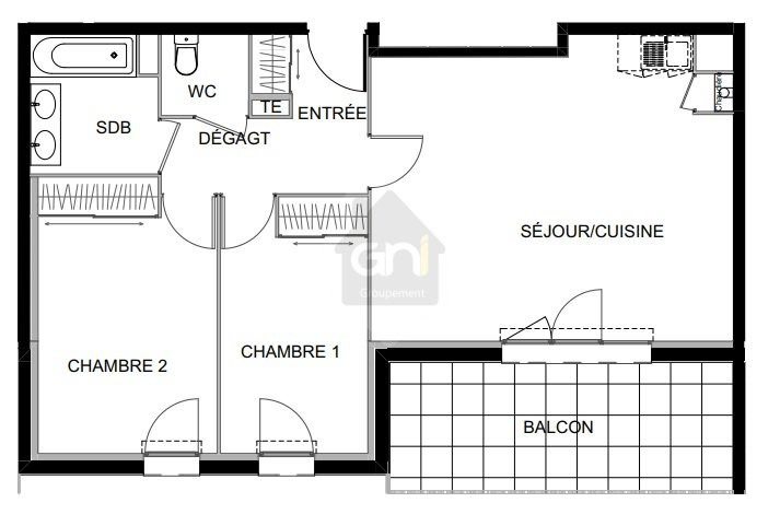 Vente appartement Martigues 265 000€ - Photo 2