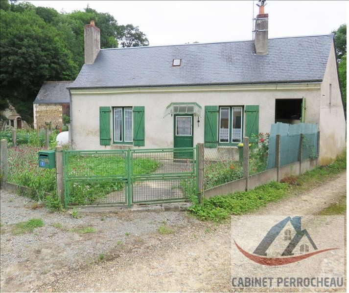 Vente maison / villa La chartre sur le loir 60000€ - Photo 1