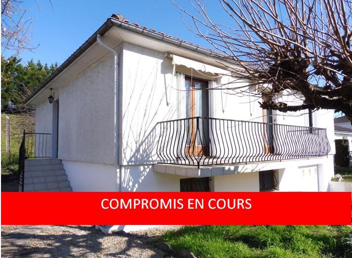 Sale house / villa Cognac 117000€ - Picture 1