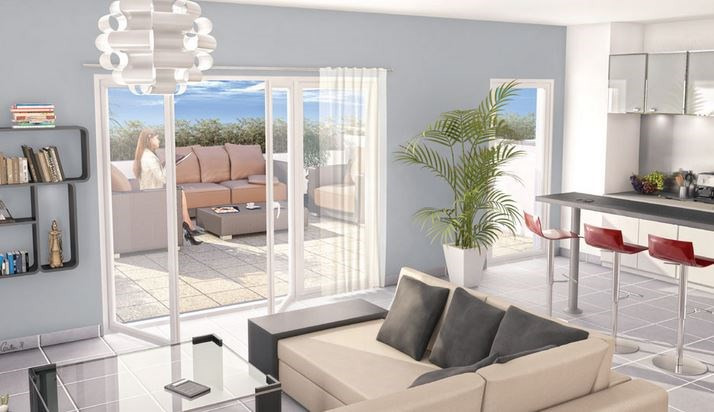 Vendita appartamento Tournefeuille 280000€ - Fotografia 1