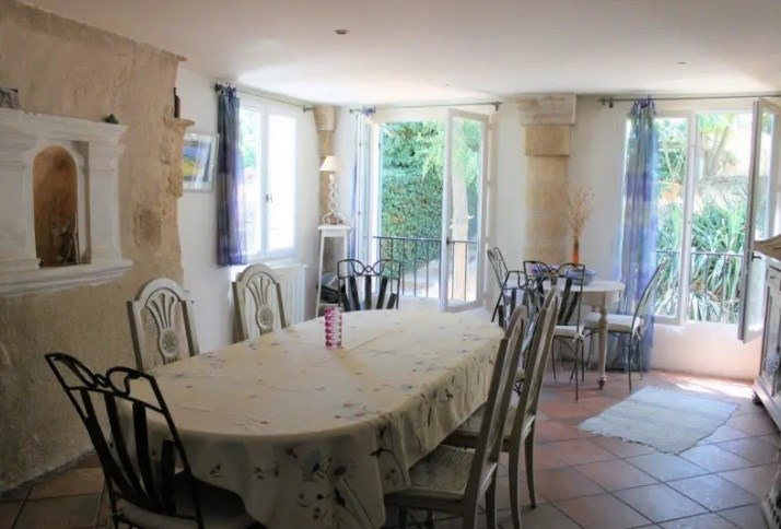 Investment property house / villa Alleins 393 000€ - Picture 2