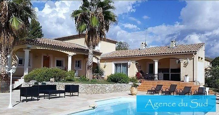 Vente de prestige maison / villa Aubagne 660000€ - Photo 1