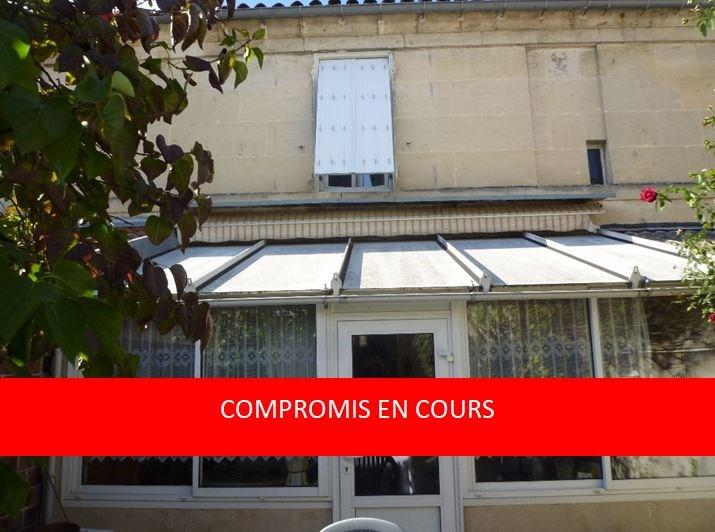 Venta  casa Cognac 111500€ - Fotografía 1