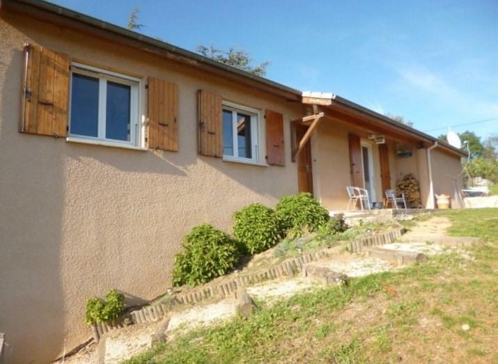 Sale house / villa Eclassan 223404€ - Picture 2