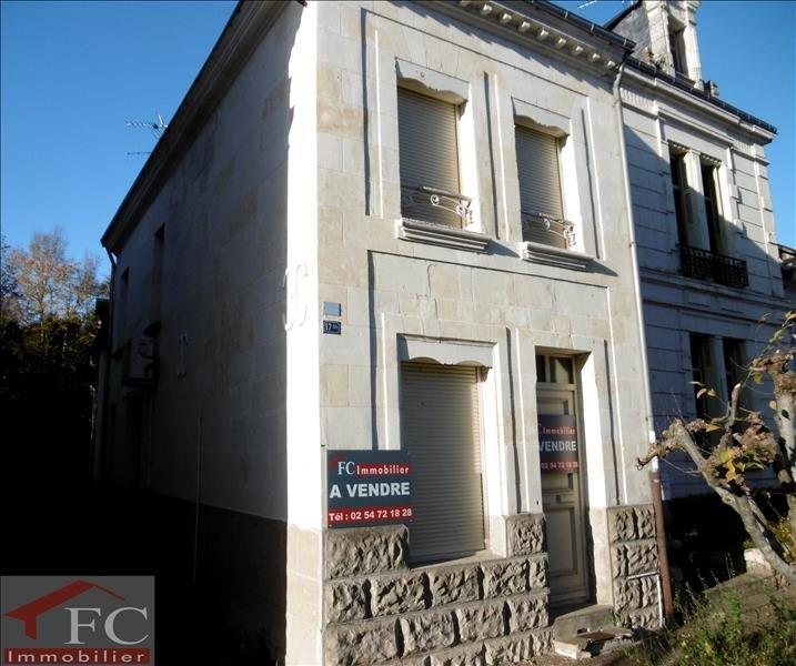 Vente maison / villa La chartre sur le loir 64950€ - Photo 1