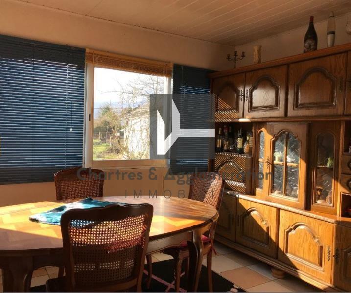 Vente maison / villa Courville sur eure 141000€ - Photo 3