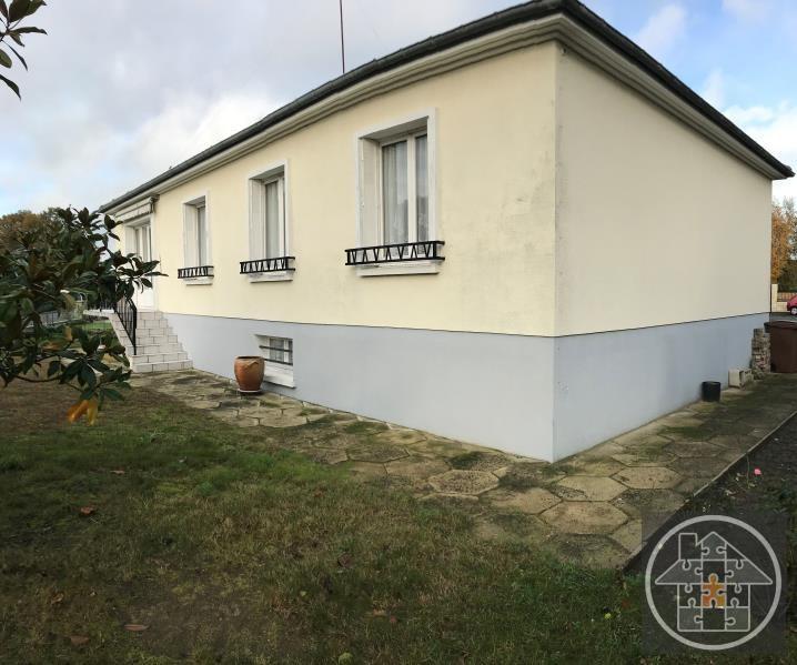 Sale house / villa Montmacq 178000€ - Picture 5
